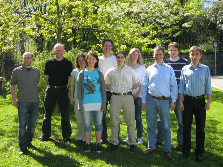 The Jensen group - May 2010